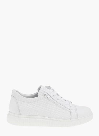 Que Lifestyle Ayakkabı Beyaz